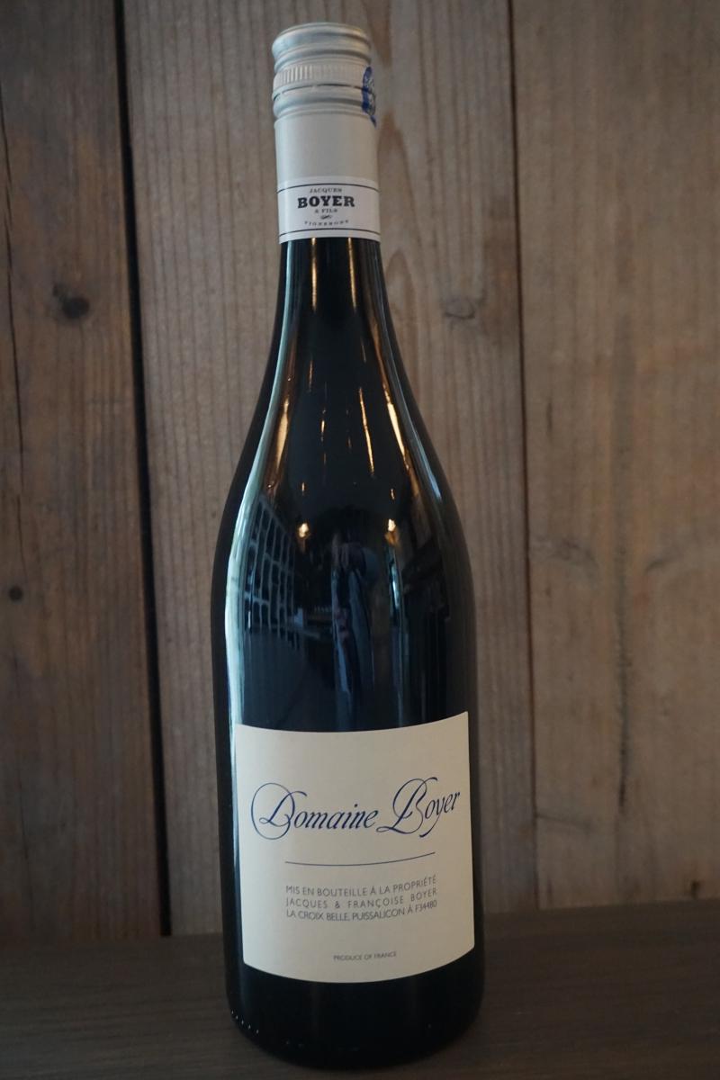 Rode wijn: Boyer Rouge 2020