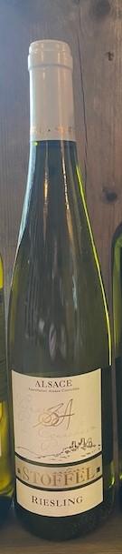 Witte wijn: Stoffel Riesling 2018