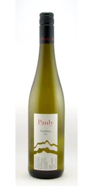 Witte wijn: Axel Pauly Trinkfluss 2018