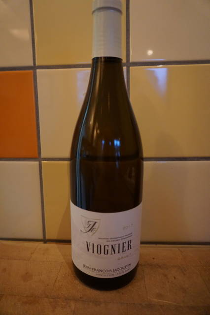 Witte wijn: Jean-Francois Jacouton Viognier