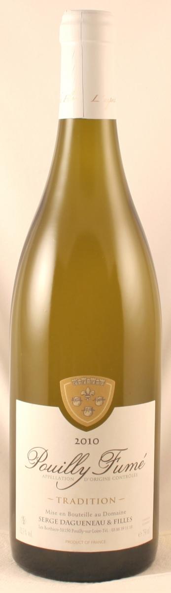 Witte wijn: Pouilly Fumé Berthiers 2018