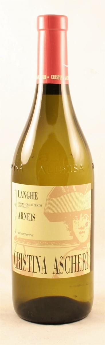Witte wijn: Ascheri Langhe Arneis 2015