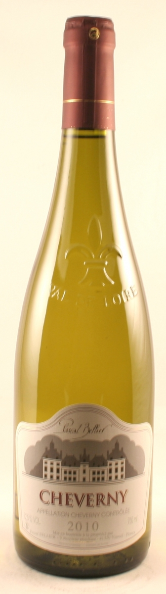 Bellier Cheverny Blanc 2010