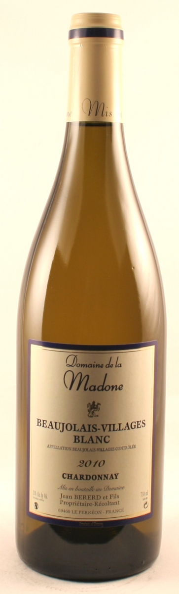 Ber&eacute;rd Chardonnay 2010