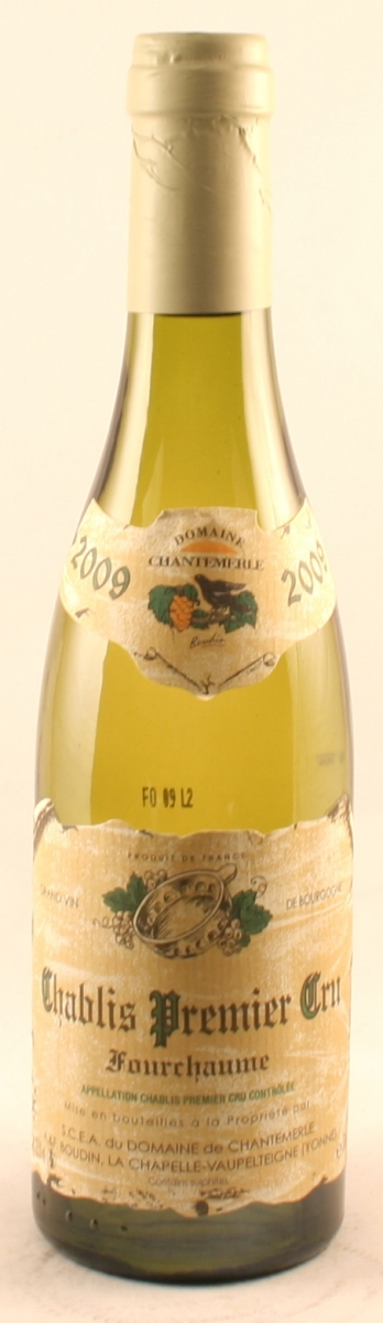 Boudin Chablis 1er Cru Fourchaume 2010