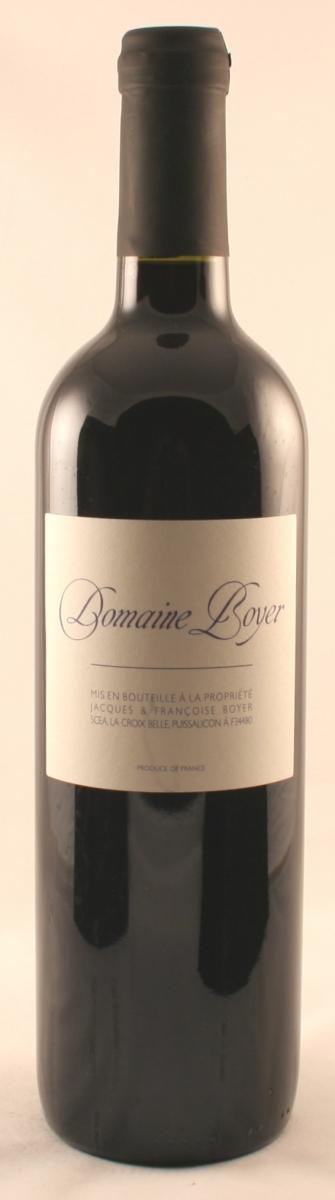 Rode wijn: Boyer Rouge 2015