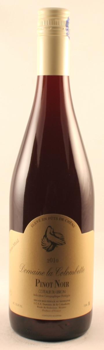 Rode wijn: Colombette Pinot Noir 2015