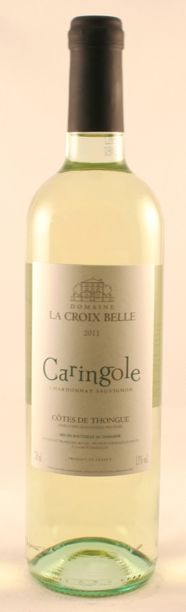 Domaine de la Croix Belle 2011
