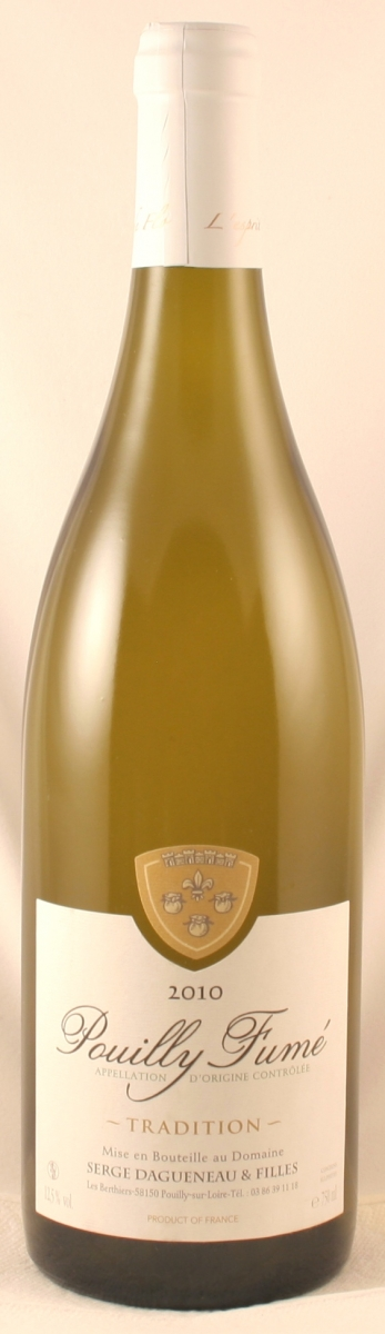 Dagueneau Pouilly Fum&eacute; Berthiers 2011
