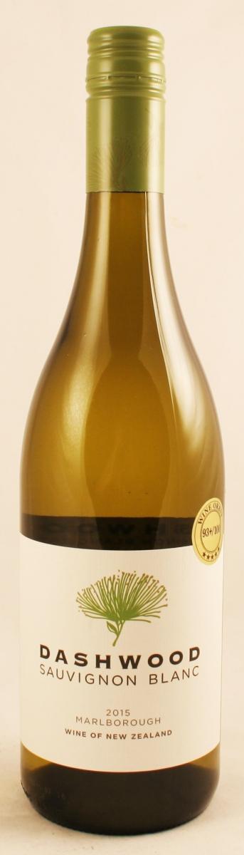 Witte wijn: Dashwood Marlborough Sauvignon Blanc 2016