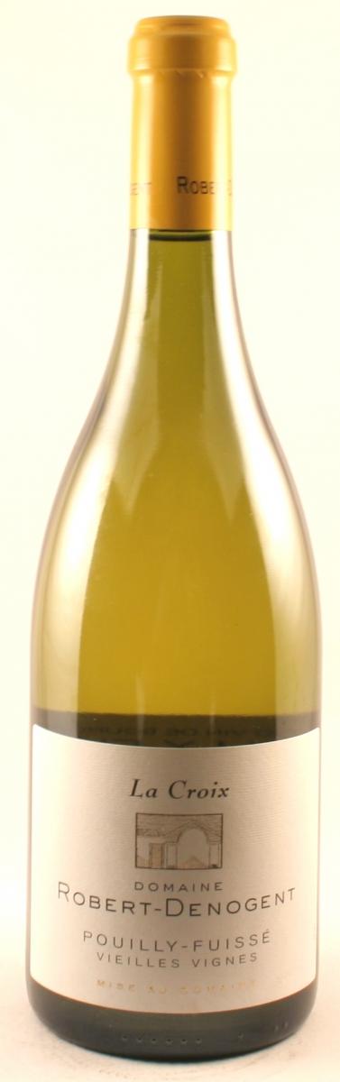 Witte wijn: Denogent Pouilly Fuissé 'La Croix' 2012