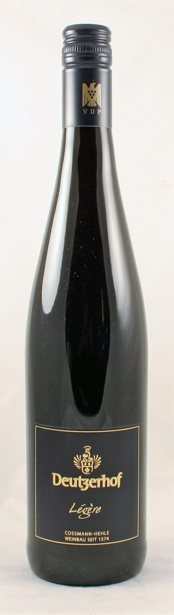 Rode wijn: Deutzerhof Balthasar Legere rot 2014