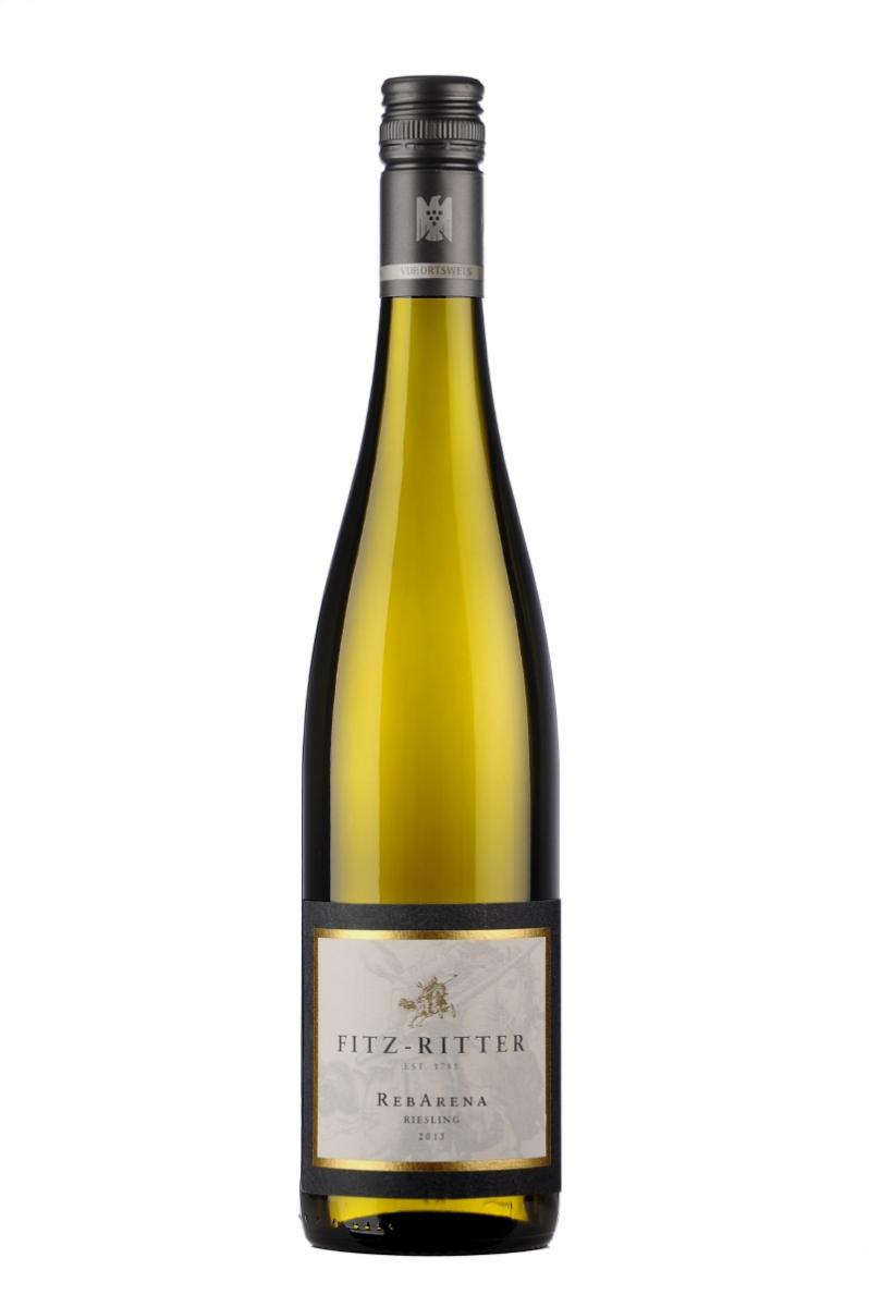 Witte wijn: Fitz Ritter RebArena 2013