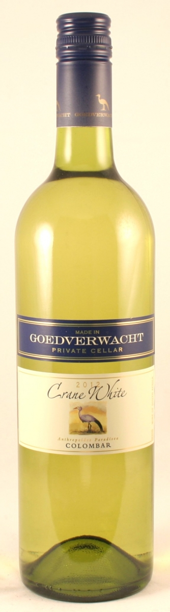 Goedverwacht colombar &#039;Crane White&#039; 2012