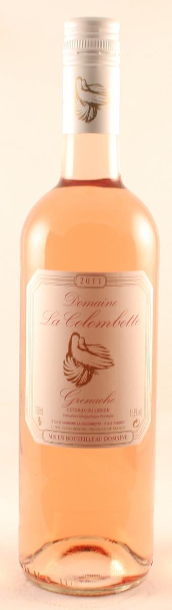 Rosé: Colombette Grenache Rosato 2016