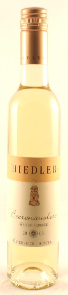 Dessertwijn: Hiedler Beerenauslese 2008