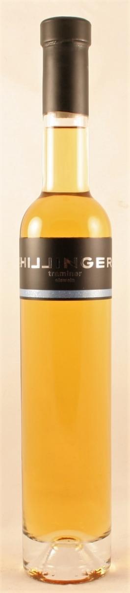 Dessertwijn: Hillinger Traminer Eiswein 2012