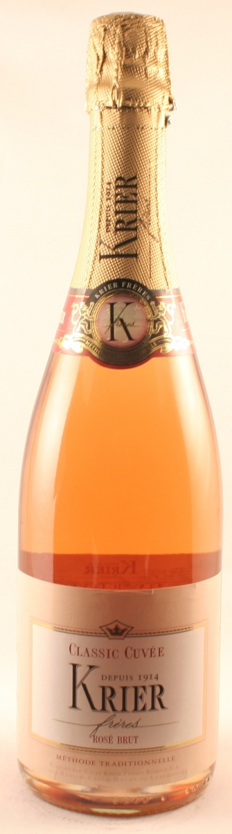 Krier Classic Cuv&eacute;e Rose Brut