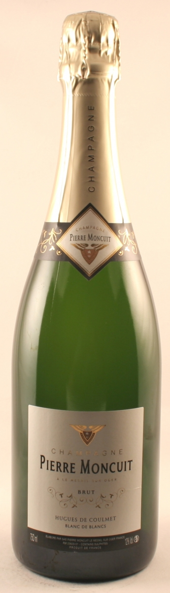 Moncuit Hugues de Coulmet, Brut