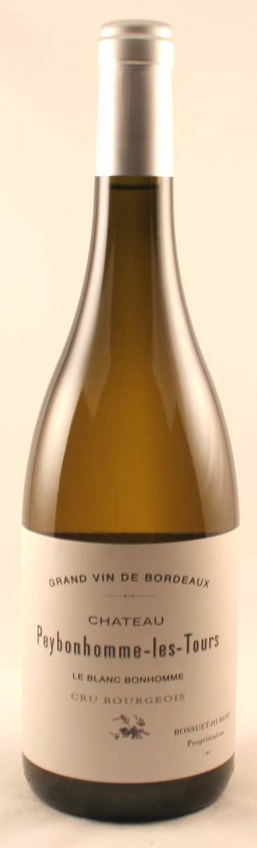 Peybonhomme Le Blanc, Cru  Bourgeois 2011