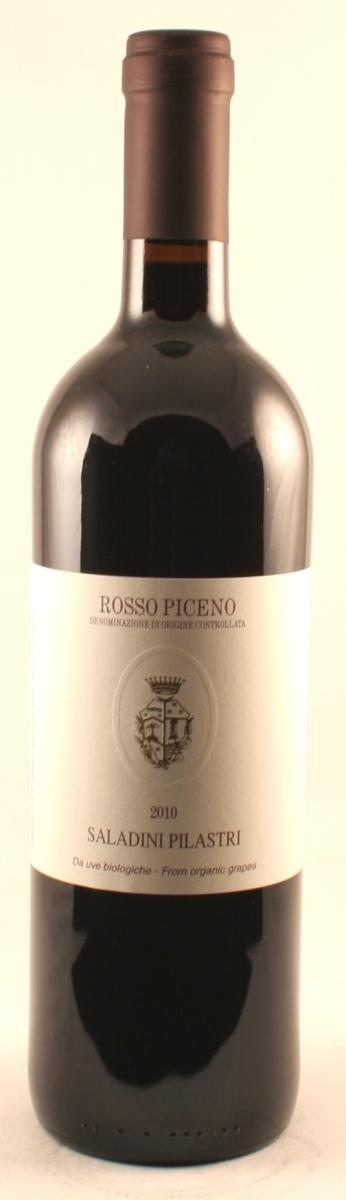 Rode wijn: Pilastri Rosso Piceno 2014
