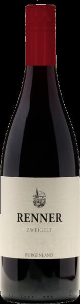 Rode wijn: Helmuth Renner Zweigelt 2014