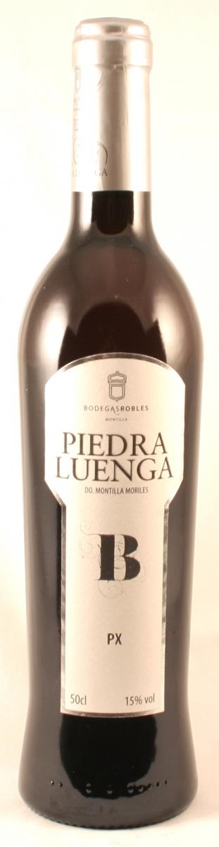 Dessertwijn: Robles Piedra Luenga PX