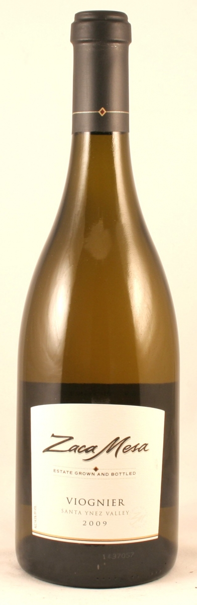 Zaca Mesa Viognier 2009