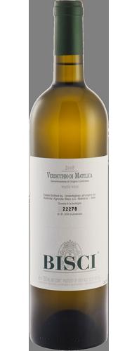 Witte wijn: Bisci Verdicchio di Matelica 2018