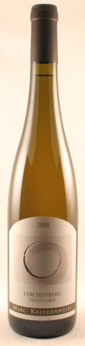 Witte wijn: Kreydenweiss Pinot Blanc Kritt 2015