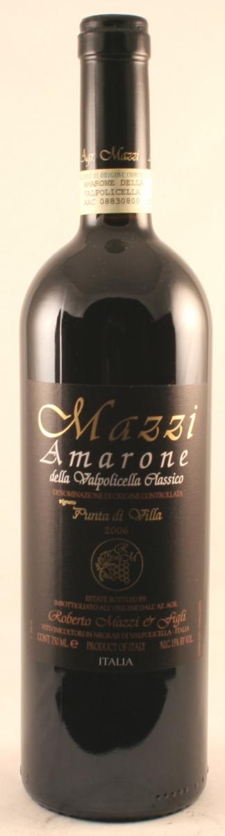 Rode wijn: Mazzi Amarone 2013