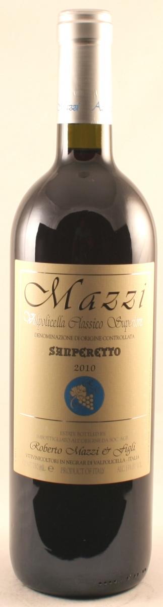 Rode wijn: Mazzi Valpolicella Classico Supériore 2014