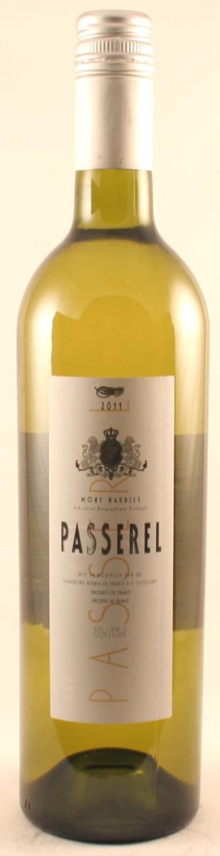 Witte wijn: Passerel Blanc 2017