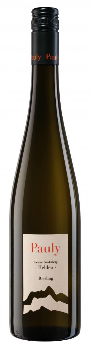 Witte wijn: Axel Pauly Riesling Lieserer Niederberg-Helden 2015