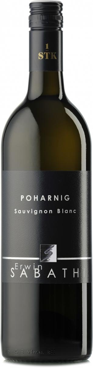 Witte wijn: Erwin Sabathi Sauvignon-blanc Poharnig 2017