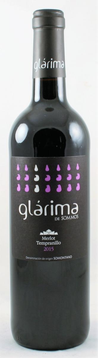 Rode wijn: Glarima de Sommos tinto 2015