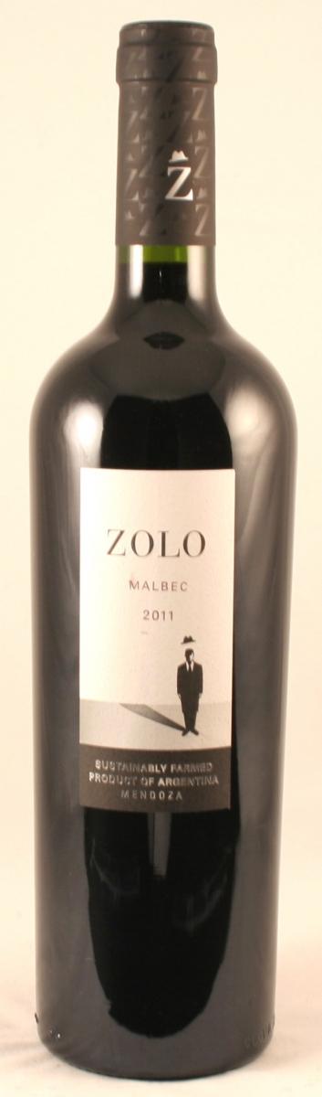 Rode wijn: Zolo Malbec 2016