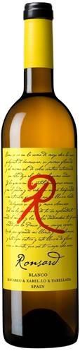 Witte wijn: Penedès Ronsard 2015